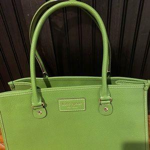 Lime green Kate spade medium size bag. New
